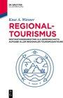 Buchcover Regionaltourismus