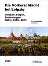 Buchcover Die Völkerschlacht bei Leipzig