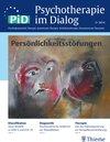 Buchcover Psychotherapie im Dialog - Persönlichkeitsstörungen