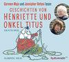 Buchcover Geschichten von Henriette und Onkel Titus