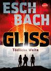 Buchcover Gliss. Tödliche Weite