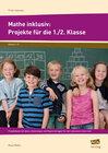 Buchcover Mathe inklusiv: Projekte für die 1./2. Klasse