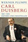 Buchcover Carl Duisberg