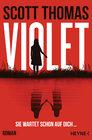 Buchcover Violet