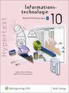 Buchcover Informationstechnologie - Ausgabe für die sechstufige Realschule in Bayern