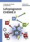 Buchcover Lehrprogramm Chemie II
