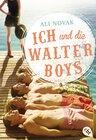 Buchcover Ich und die Walter Boys