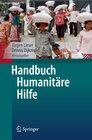Buchcover Handbuch Humanitäre Hilfe