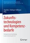 Buchcover Zukunftstechnologien und Kompetenzbedarfe