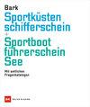 Buchcover Sportküstenschifferschein & Sportbootführerschein See