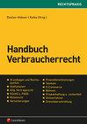 Buchcover Handbuch Verbraucherrecht