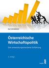 Buchcover Österreichische Wirtschaftspolitik