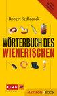 Buchcover Wörterbuch des Wienerischen