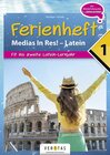 Buchcover Medias in Res! 1. Ferienheft Latein