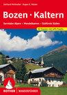 Buchcover Bozen - Kaltern