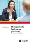 Buchcover Therapeutische Beziehungsgestaltung