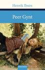 Buchcover Peer Gynt (Anaconda HC)