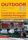 Buchcover Portugal Spanien: Jakobsweg Caminho Português