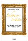 Buchcover Schöner Schein – Marktplatz Kunst