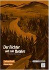 Buchcover Der Richter und sein Henker - Friedrich Dürrenmatt