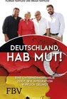 Buchcover Deutschland, hab Mut!